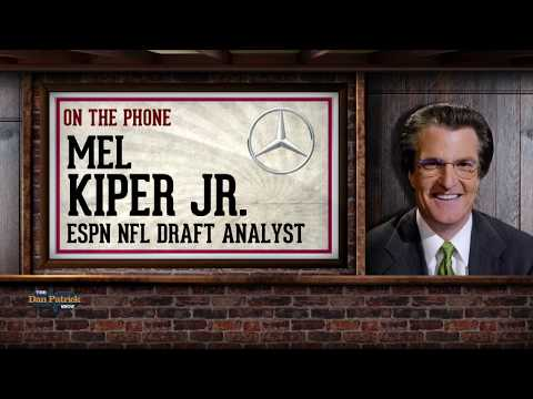 ESPN's Mel Kiper Jr. Talks Kyler Murray, NFL Draft & More w/Dan Patrick | Full Interview | 3/5/19