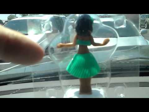 Solar Dancing Hula Girl I Got From The $ Store