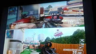 CALL OF DUTY BLACK OPS 2 TELA DIVIDIDA