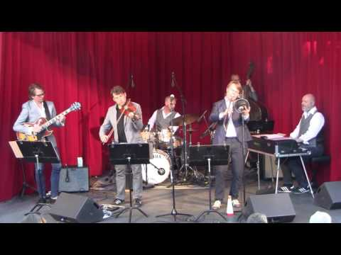 Copenhagen Jazz Festival 2017:  Kristian Jørgensen Explores ELLINGTONIA with The Tivoli Ensemble 2/3