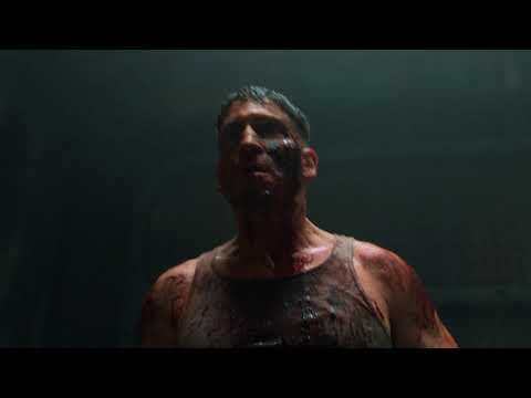 "Frank Castle ""The Punisher"" vs William Rawlins ""Agent Orange"" Fight / Death Scene"