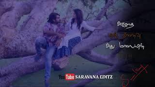 Oxygen Thanthaye Song_ Kavan_ Tamil Whatsapp Status_ Saravana Creative Studio_ SCS