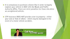 Information about Compulsory Third Party Insurance in New South Wales