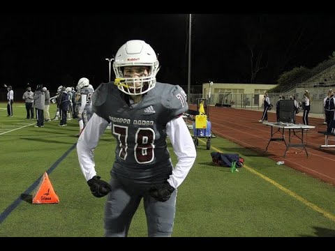 Female defensive lineman at Scripps Ranch High School making history