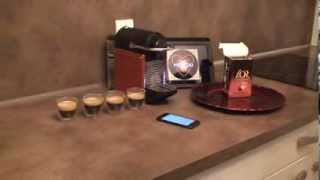 Patented new refillable coffee capsule method: 3 MSPRESSO pods vs. Nespresso capsule