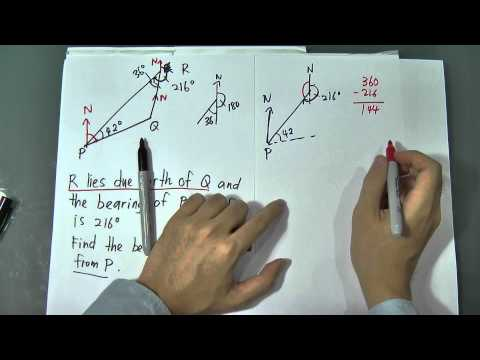 SPM - Modern Maths - Form 5 - Bearing