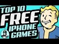 Top 10 FREE iPhone Games | The Leaderboard