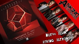 DESCARGAR EL ALBUM DE ASKING ALEXANDRIA 2017 FULL |1 LINK| HD