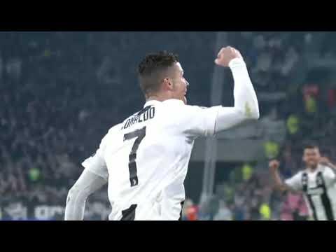 DiHINA Cristiano Ronaldo Bungkam FANS Atletico 3-0
