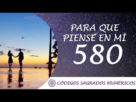 Download Código sagrado 580 para que otra persona piense en mi (Proyección del pensamiento a distancia)