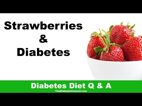 Are Strawberries Good for Diabetes?