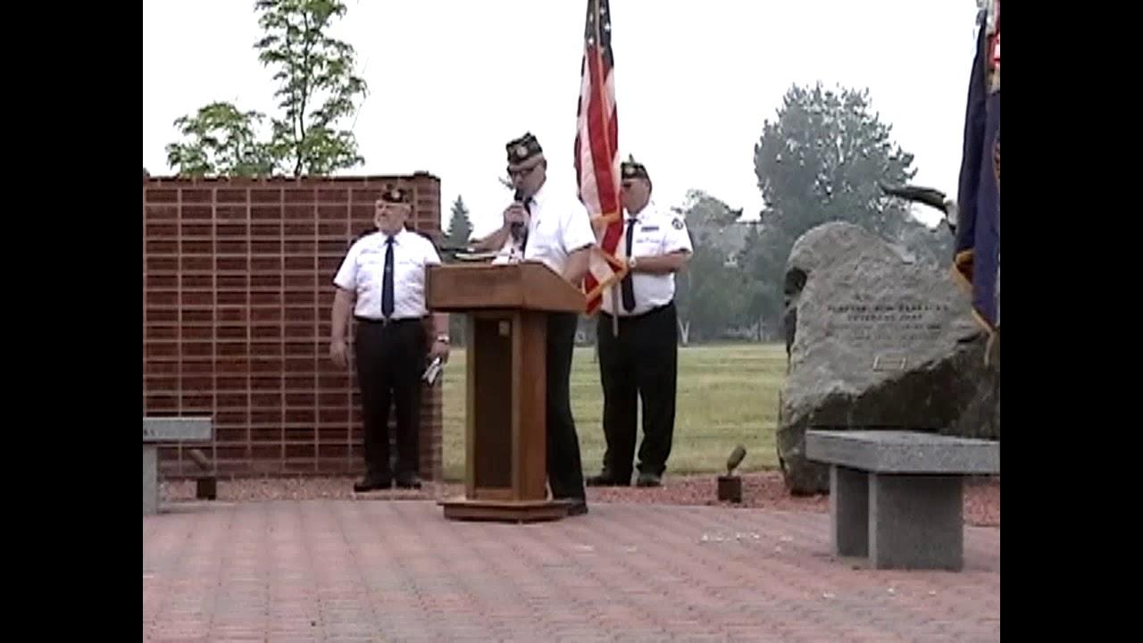 DAV 179 Memorial Service  5-31-10