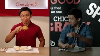 Fried Chicken Lover's Funny Search For The Pinaka-flavorful Fried Chicken