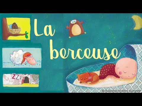Henri Dès chante - la berceuse- Chanson pour enfants