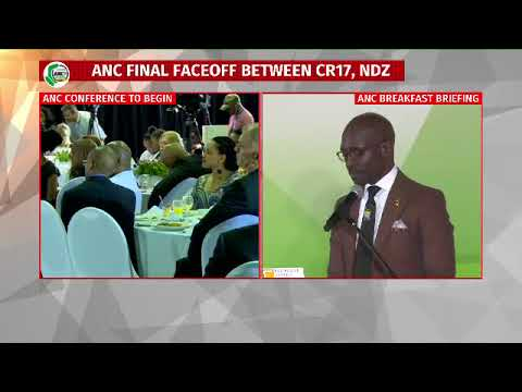 Malusi Gigaba addresses ANC Progressive Business Forum Breakfast