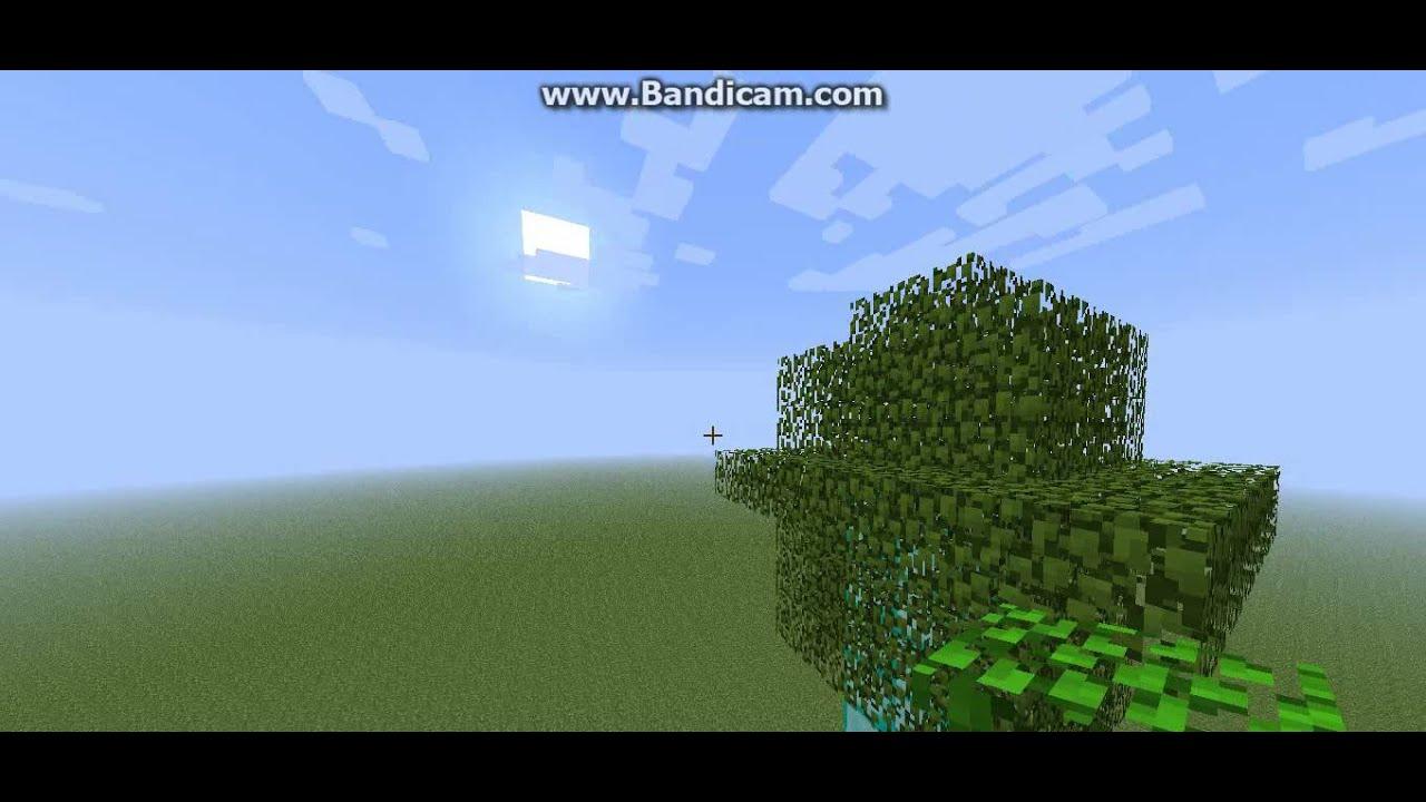 звук дерева в майнкрафте #4