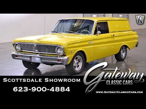 1965 Ford Falcon Delivery Gateway Classic Cars #514-SCT