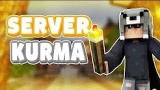 Minecraft Server Kurma - Türkçe - Hamachisiz - Bedava