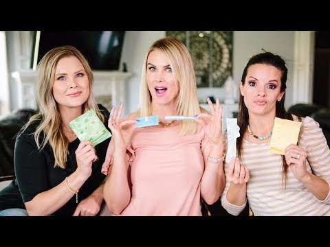 PERIODS?! | The Mom's View