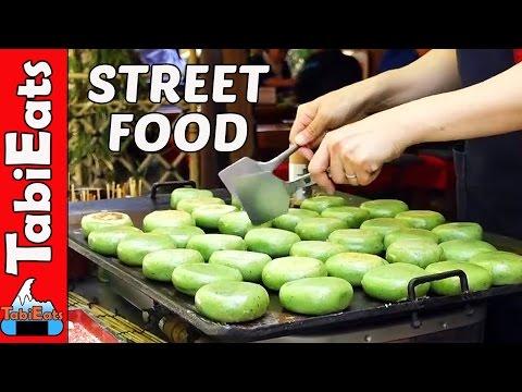 Street Food Japan (Tokyo, Japan) JINDAIJI
