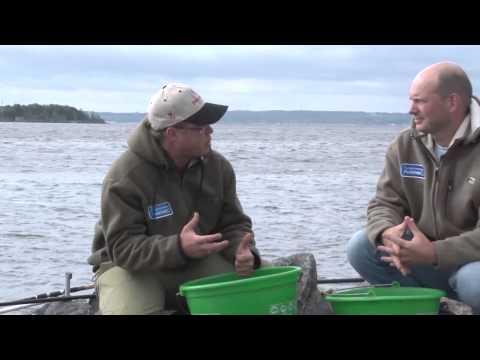 Прикормка для ловли на фидер на озере mpg