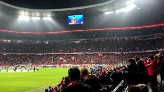 FC Bayern - Arsenal FC - die Aufstellung