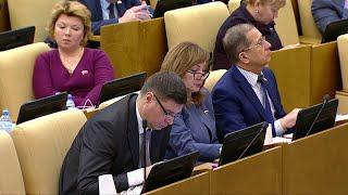 Депутаты в первом чтении приняли законопроект о должности заместителя председателя Совбеза РФ.