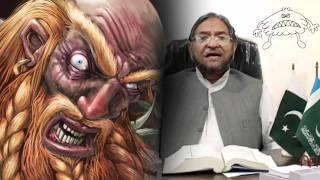 Mullah Farid Paracha of Jamat-e-Islami caught Red Handed (2 of 2)