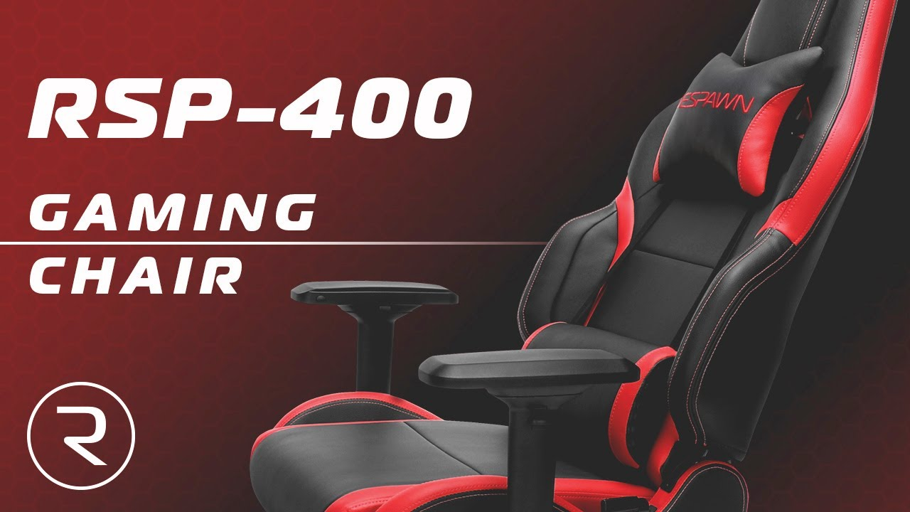 How Much Does A Gaming Chair Weight Desk And Combo Respawn 400 Racing Style Leather Big Tall Youtube
