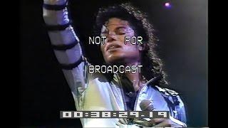 Michael Jackson  -  Bad Tour  - Rome  (1988)