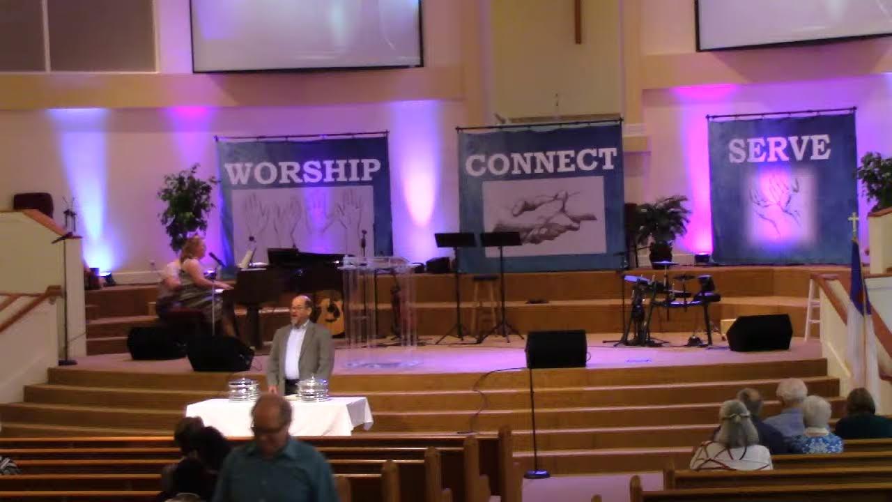 Sunday - Sept 19 - Holy Communion - 1 Cor. 10:14-17