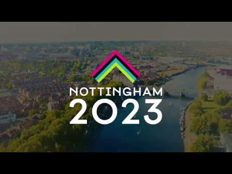 Launch Event for Nottingham's Bid to be European Capital of Culture 2023