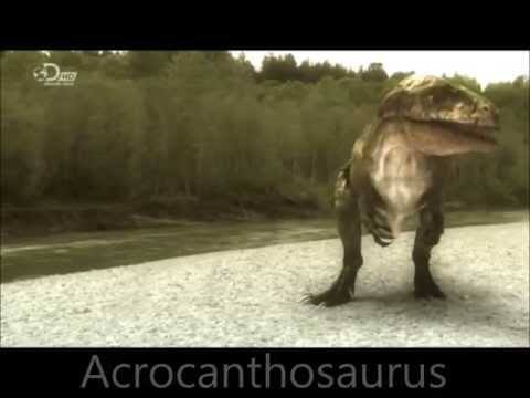 Acrocanthosaurus vs Carcharodontosaurus - Who would win in a fight?
