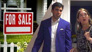 Fake Real Estate Agent Prank!