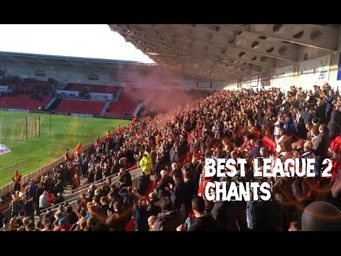 Ten Best League 2 Football Chants