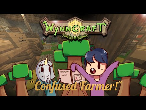 Wynncraft 1.14: Confused Farmer Quest Guide!