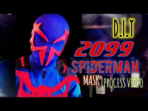 spider man 2099 mask
