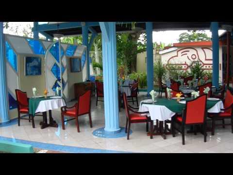 Restaurant in Guantanamo Cuba