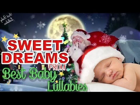 Christmas Songs To Put A Baby To Sleep Lyrics-Baby Lullaby Lullabies Bedtime Sleep Away in A Manger