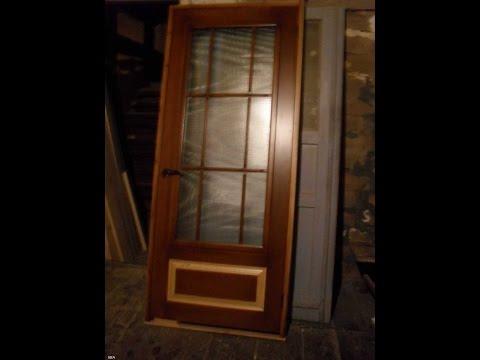 Двери и стекло ЧАСТЬ 2