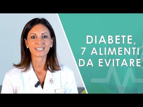 Diabete 7 alimenti da evitare.