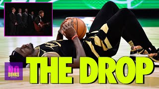 On fri.'s ep. of no dunks, the guys discuss lakers and nets faltering as we near end regular season, whether raptors should be criticized ...