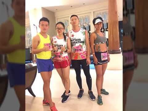 Pattaya Marathon 2017 with We Tour Thailand