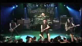 """""""Teenage Suicide"""" LIVE by Unwritten Law from Live & Lawless"""