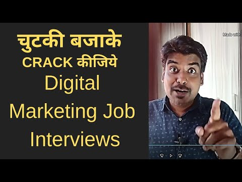 10 Success Digital marketing Interview & Jobs Tips for Freshers