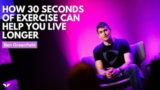How 30 Seconds Of Exercise Can Help You Live Longer Mp3