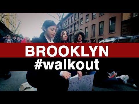 #Walkout @ Brooklyn Technical High School
