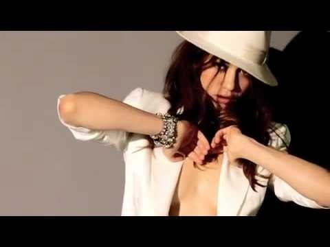 Olga Kurylenko Photo session with Fade In Magazine Shoot with Interview