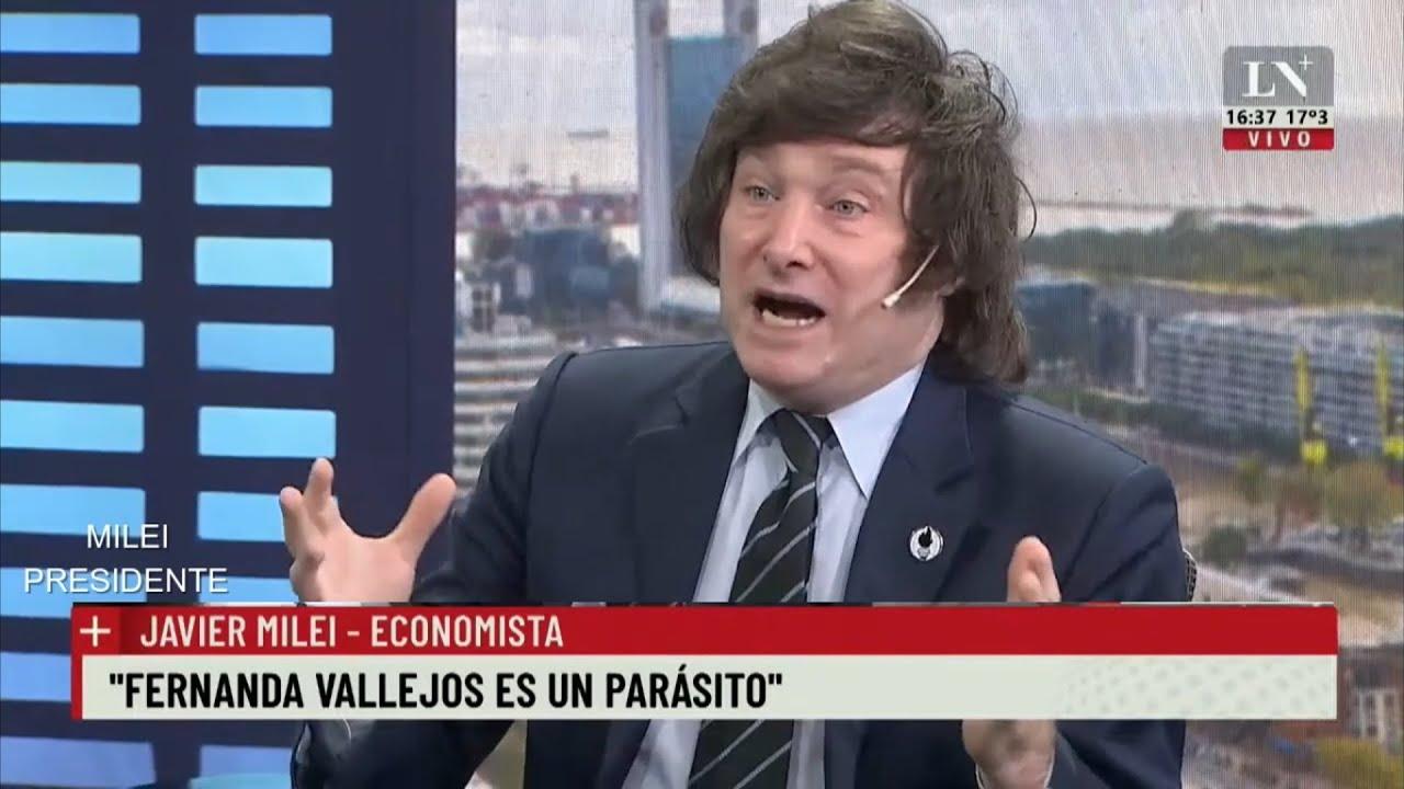 """""""Como diputado no voy a cobrar $1 del Estado"""" Excelente mano a mano con Javier Milei- 09/06/21"""
