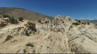UAV Aerial 3D Mapping: Moon Rocks Remix